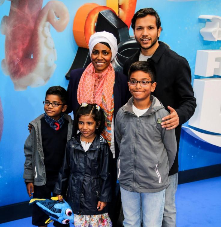 Nadiya Hussain family