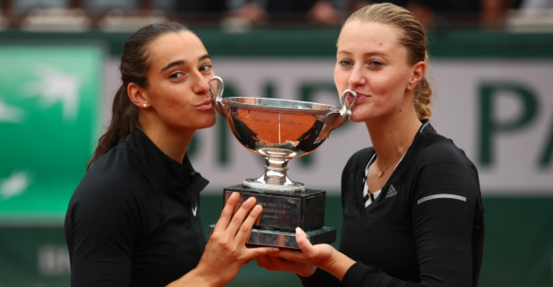 Caroline Garcia WTA