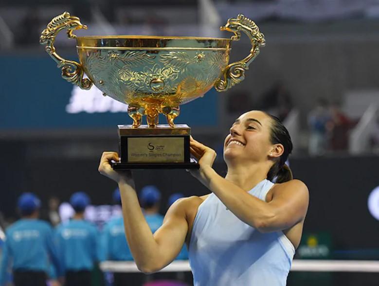 Caroline Garcia titles