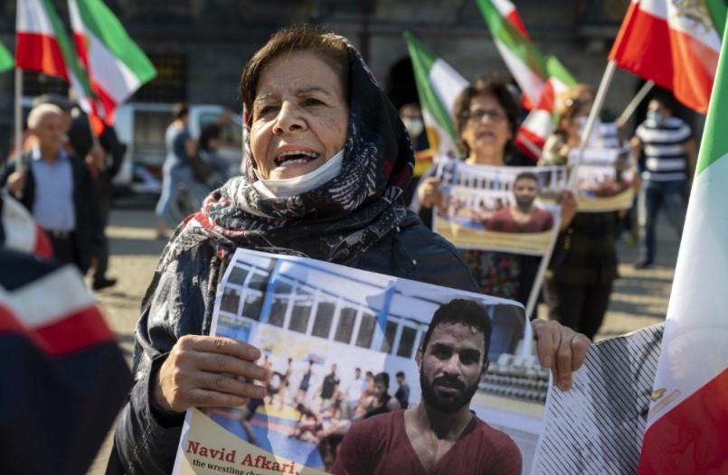 Navid Afkari Execution