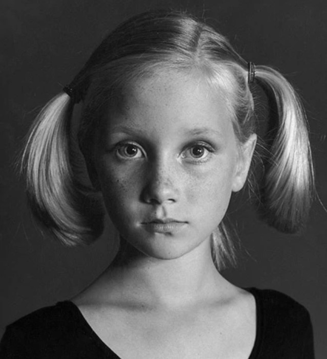 Anne Heche young
