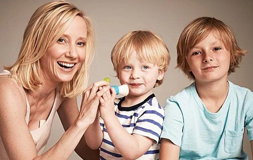 Anne Heche kids