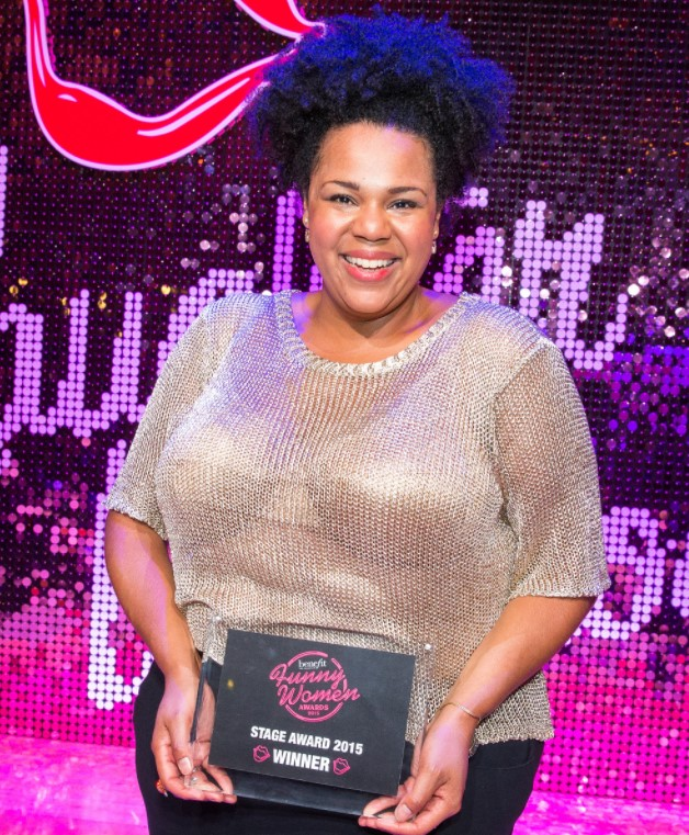 Desiree Burch awards