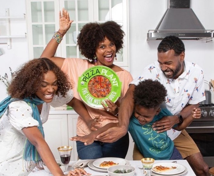 Tabitha Brown family