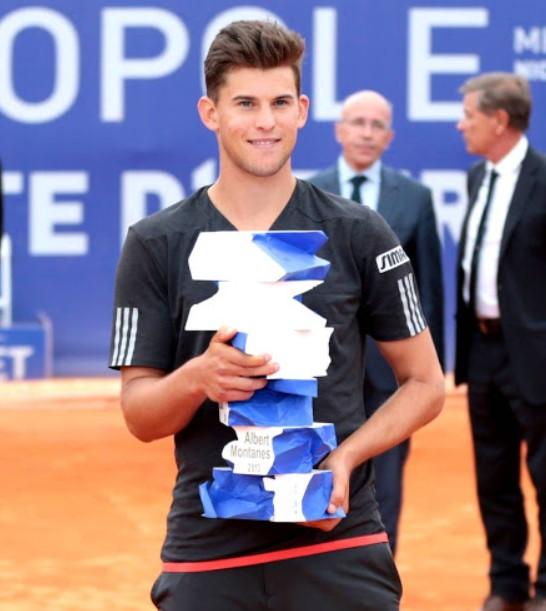 Dominic Thiem first ATP World Tour Title