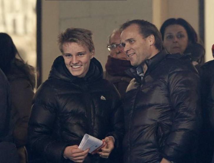 Martin Ødegaard father