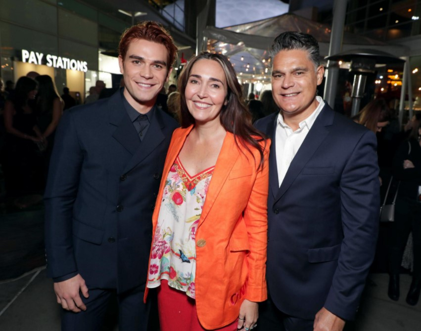 KJ Apa parents