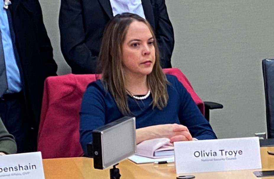 Olivia Troye Covid