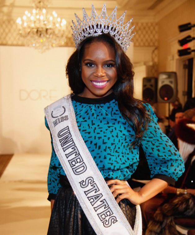 Candiace Dillard Miss USA