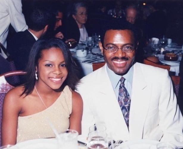 Candiace Dillard father