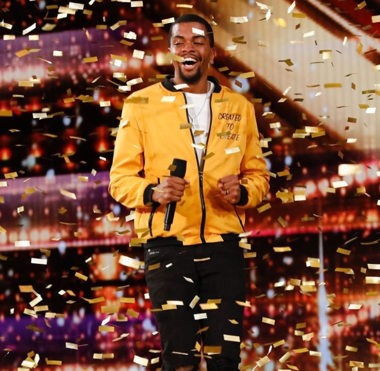 Brandon Leake Golden Buzzer