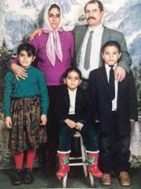 Salt Bae family