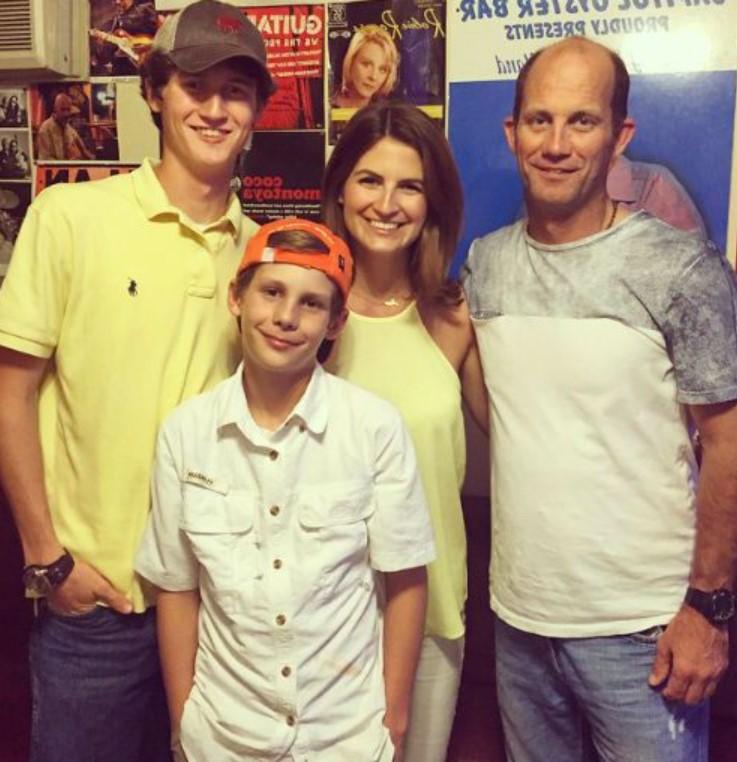 Kaitlan Collins family