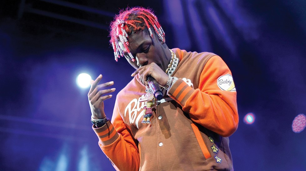 Lil Yachty arrested
