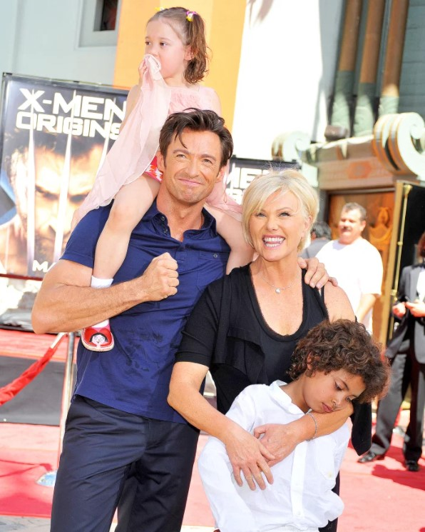 Deborra-Lee Furness children
