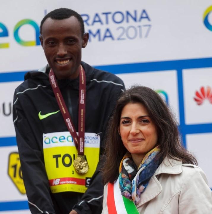 Shura Kitata Rome Marathon