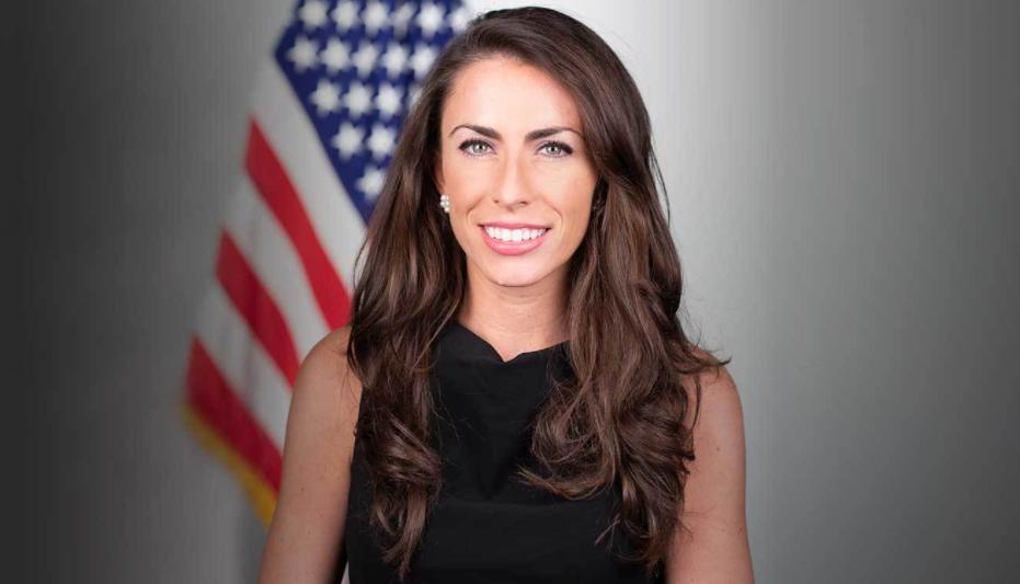 Alyssa Farah was the youngest Pentagon Press Secretary in history