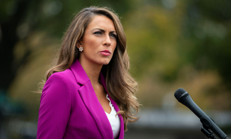 American Political Advisor, Alyssa Farah