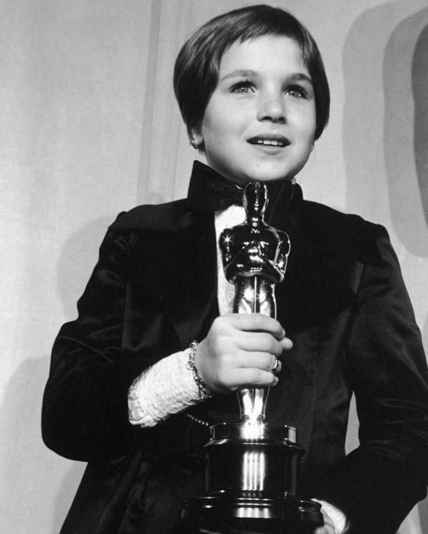 Tatum O'Neal awards