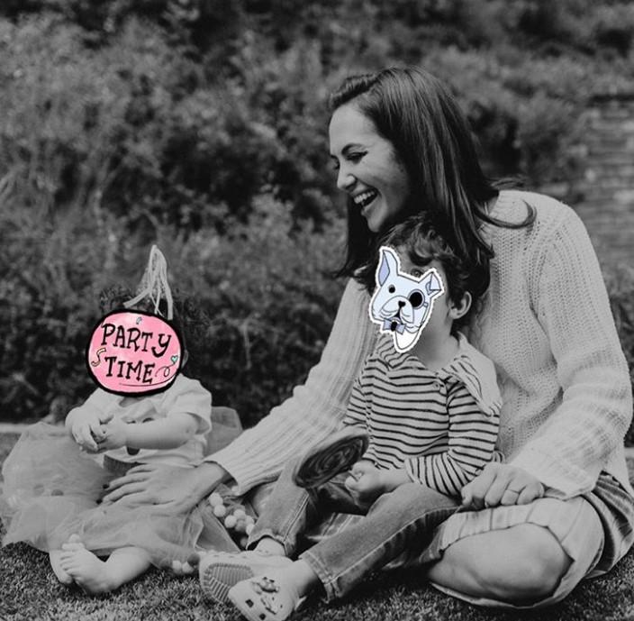 Kate Siegel children