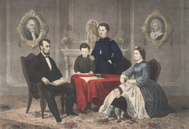 Abraham Lincoln family