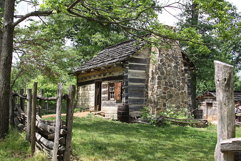 Abraham Lincoln home town