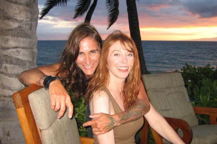 Cassandra Peterson and Teresa T Wierson