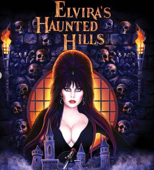 Collaborating with Paragon, Cassandra co-produced Elvira's Haunted Hills in November 2000 & on 5th July 2002, Elvira's Haunted Hills had its official premiere in Hollywood