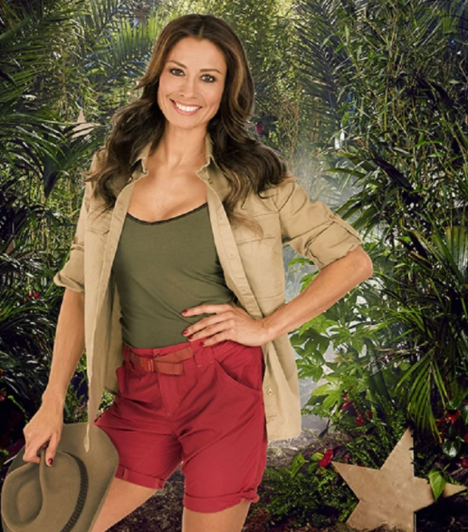 Melanie Sykes appeared as a contestant on the 14th season of I'm a Celebrity… Get Me Out of Here