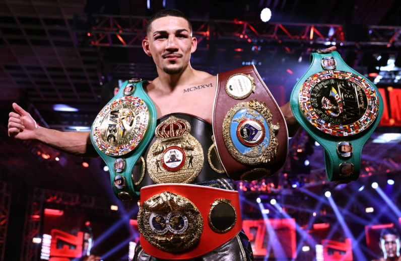 Teofimo Lopez is the unified lightweight king