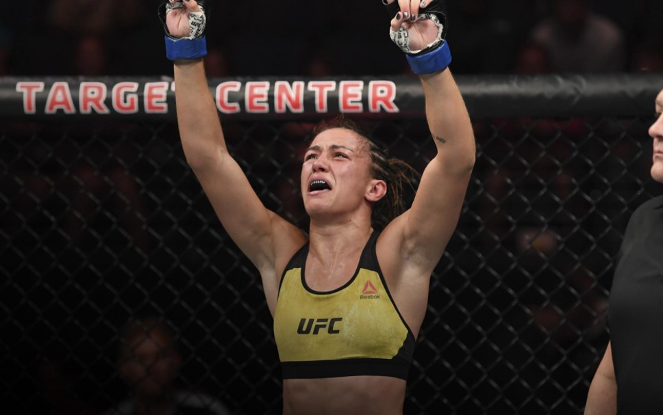 Amanda Ribas UFC