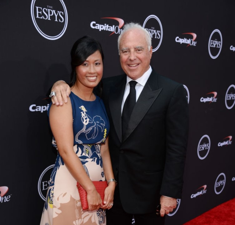 jeffrey lurie married