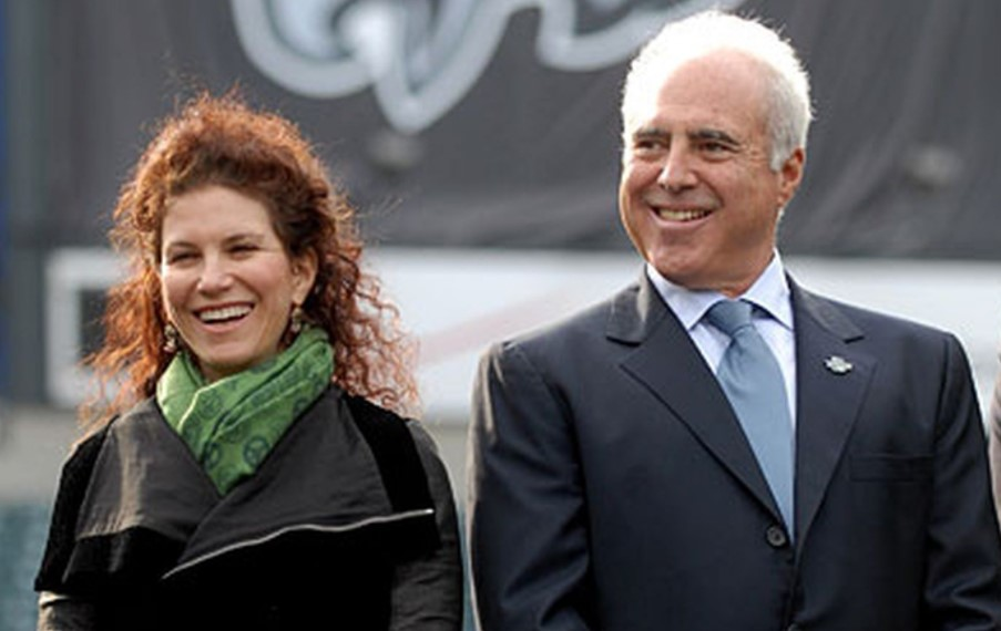 jeffrey lurie wife