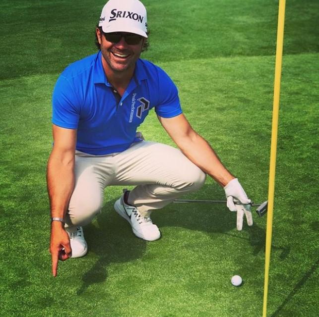Daniel Melancon golfer