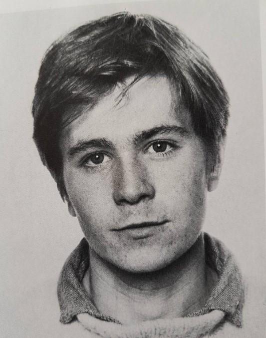 Gary Oldman young