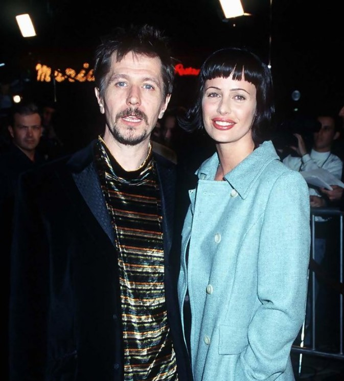 Gary Oldman wife