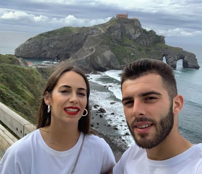 Luis Rioja dating