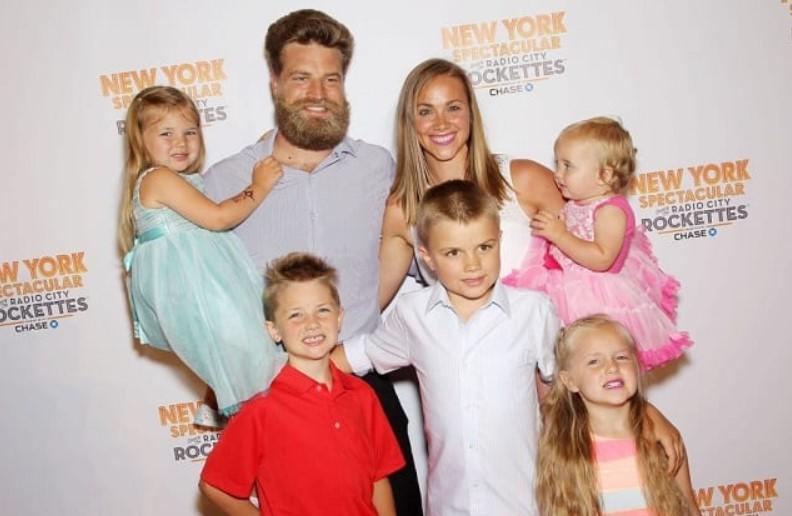 Ryan Fitzpatrick family