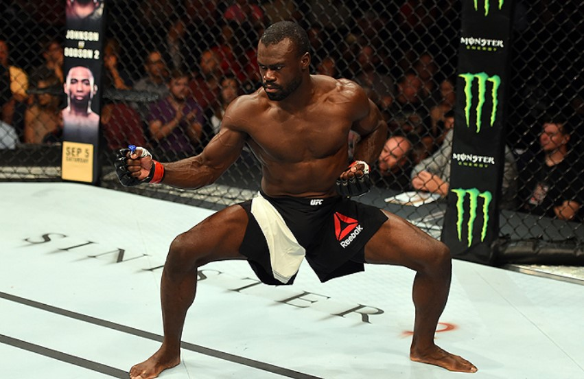 Uriah Hall record