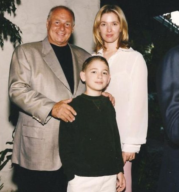 Thomas Girardi family