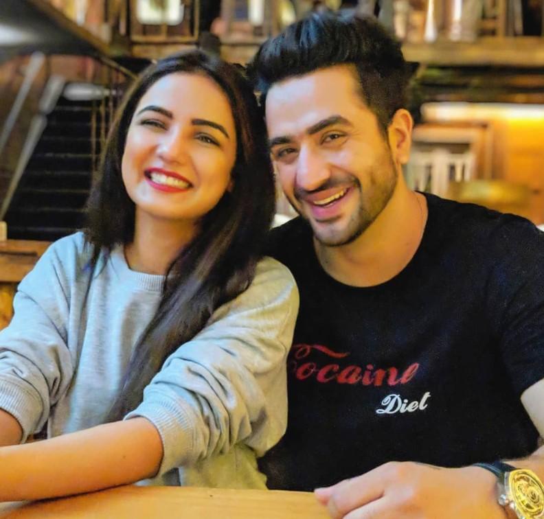 Jasmin Bhasin dating