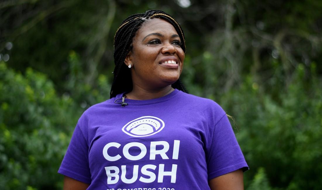 Cori Bush election