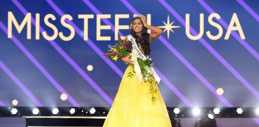 Ki'ilani Arruda Miss Teen USA 2020