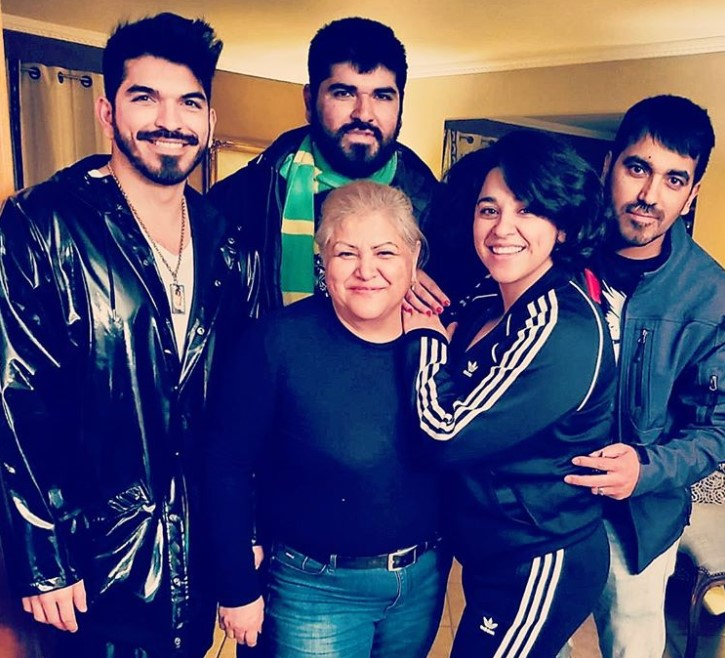 Noemi Gonzalez family