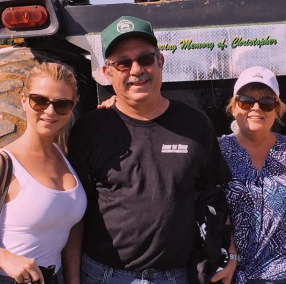Lauren Pesce parents