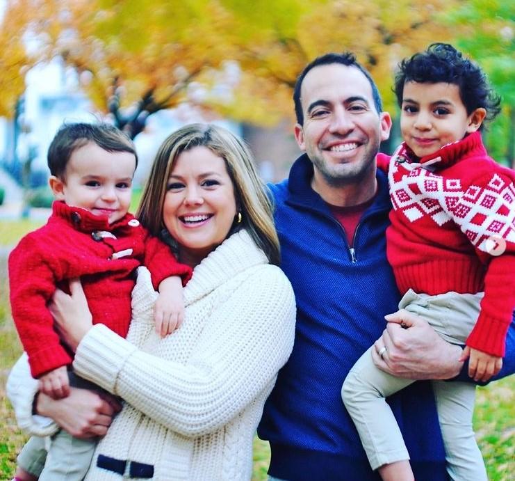 Brianna Keilar family