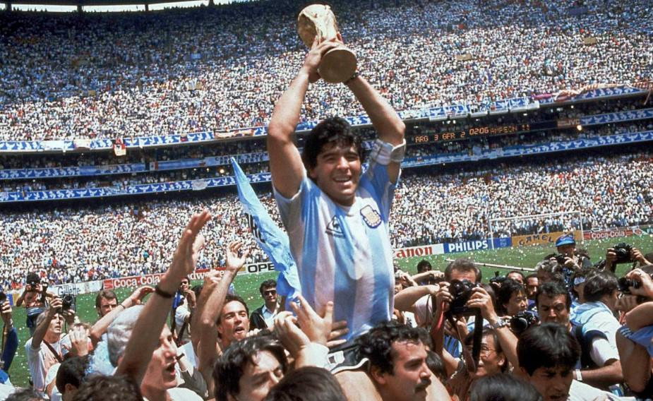 Diego Maradona World Cup