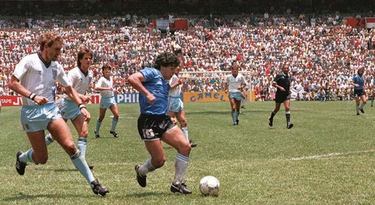 Diego Maradona Goal of Century