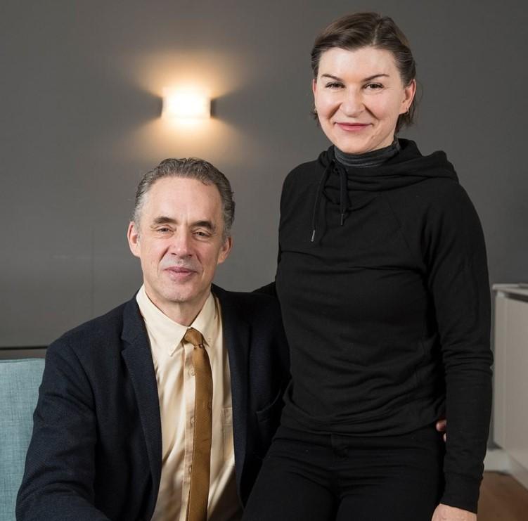 Jordan Peterson wife