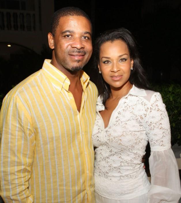 LisaRaye McCoy husband